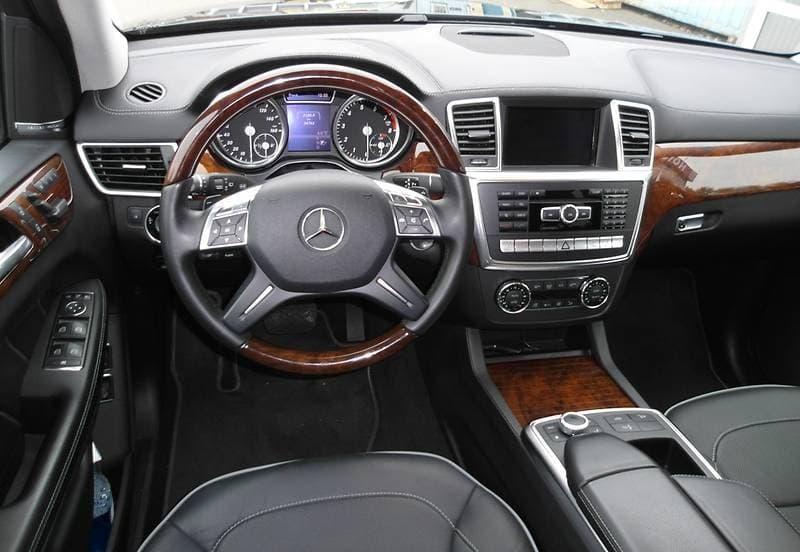Mercedes-Benz GL550 AMG-stile - фото 8