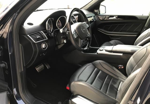 Mercedes-Benz GL550 W166 AMG-stile - фото 7