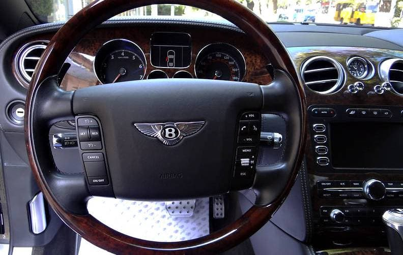 Bentley GT Speed - фото 6