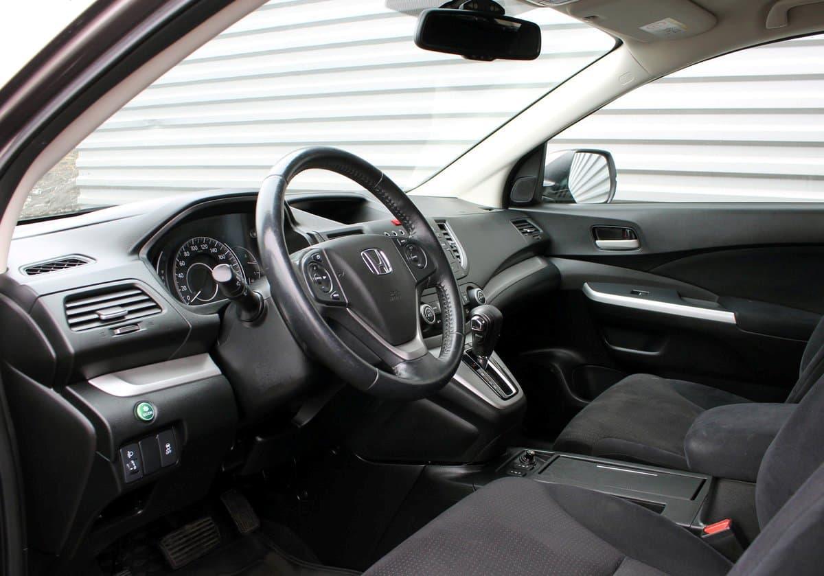 Honda CR — V - фото 9