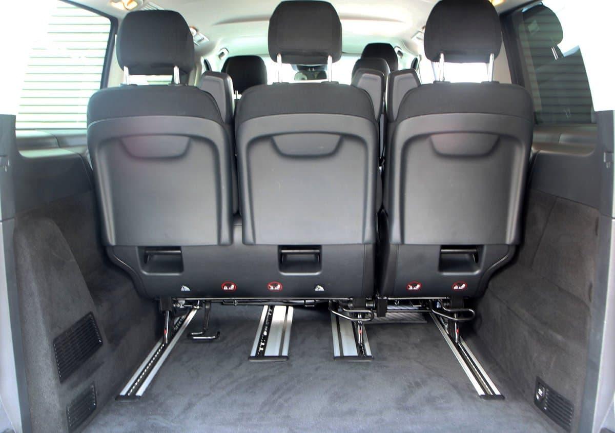 Mercedes-Benz V-klass - фото 9