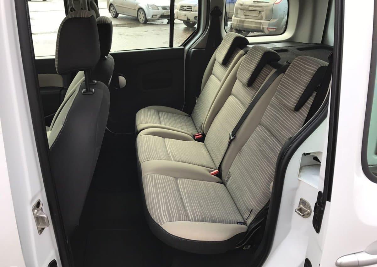 Renault Kangoo - фото 9