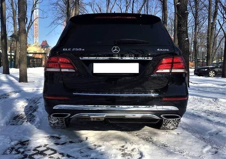 Mercedes-Benz  GLE 250 AMG - фото 7