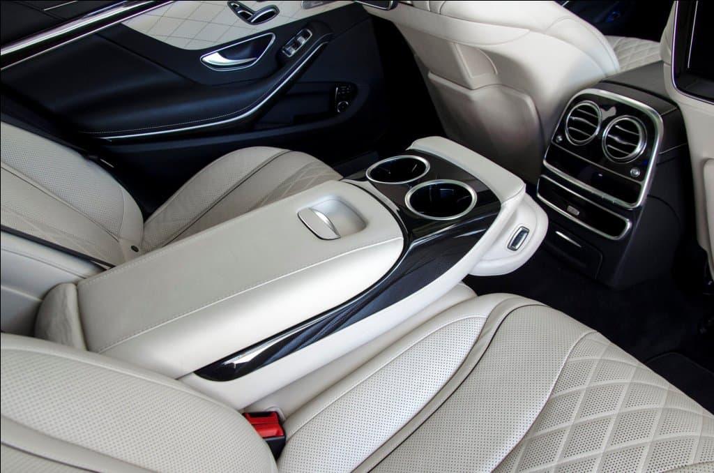 Mercedes-Benz S500 W222 AMG-stile - фото 11