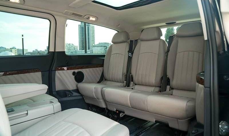 Mercedes-Benz Viano (7st) - фото 8