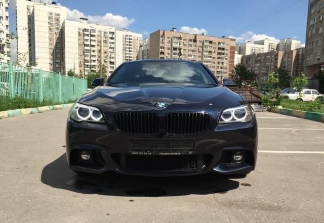 BMW 525M xDrive - фото 6