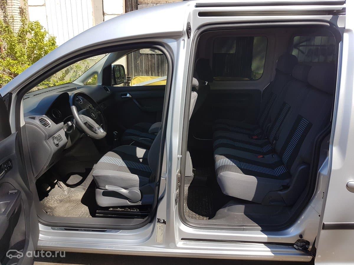 Volkswagen Caddy - фото 11