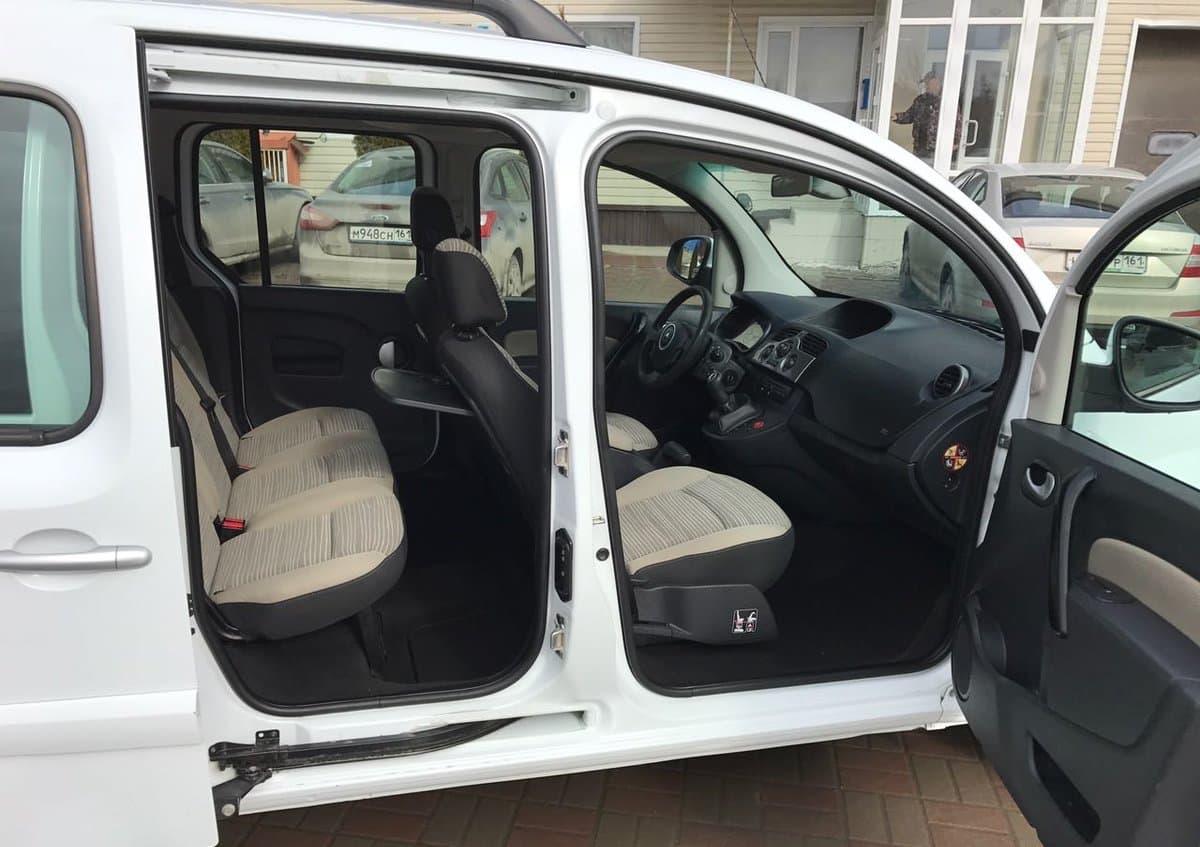 Renault Kangoo - фото 10
