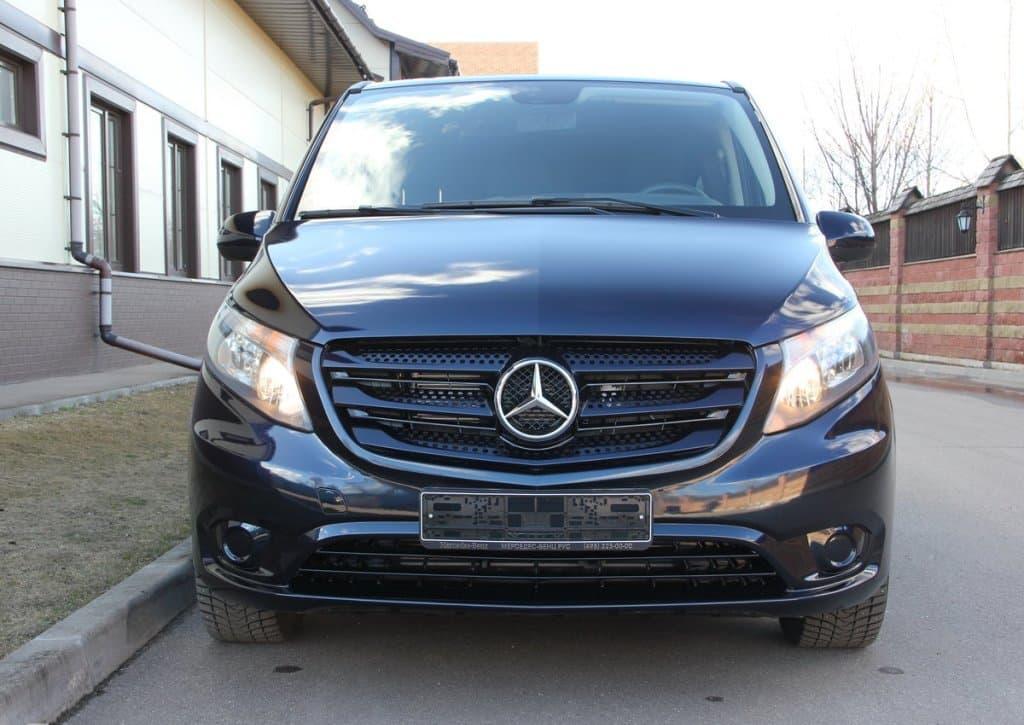 Mercedes-Benz Vito - фото 9
