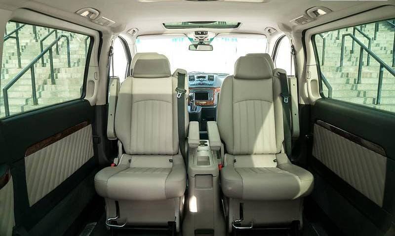 Mercedes-Benz Viano (7st) - фото 9