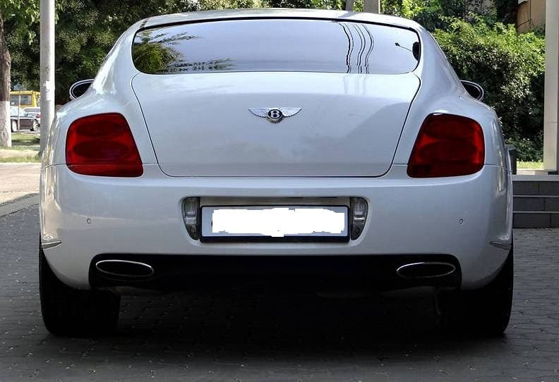 Bentley GT Speed - фото 8