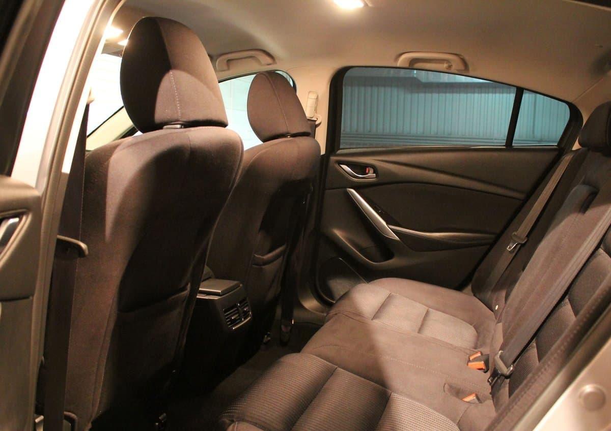 Mazda 6 - фото 11