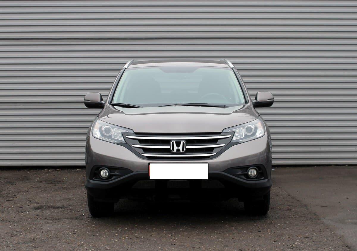 Honda CR — V - фото 10