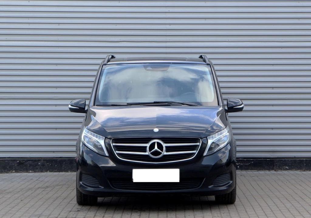Mercedes-Benz V-klass - фото 10