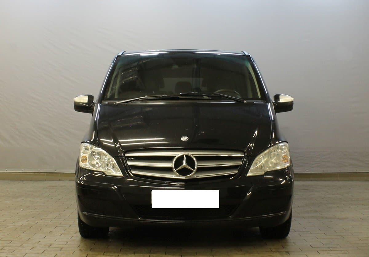 Mercedes-Benz Viano Long - фото 9