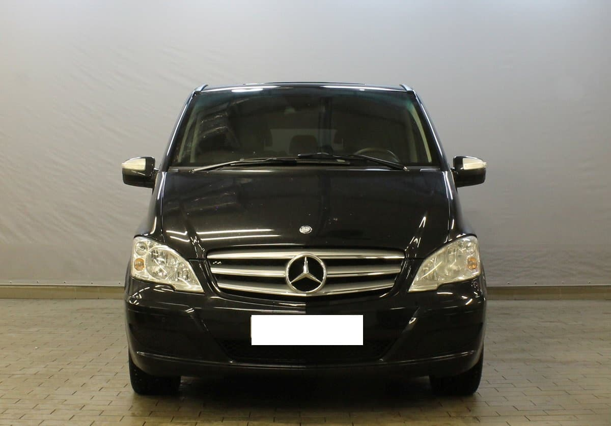 Mercedes-Benz Viano Long - фото 9