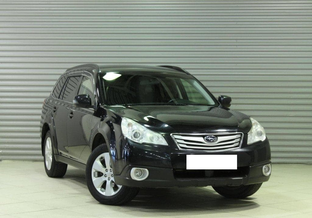 Subaru Outback - фото 1