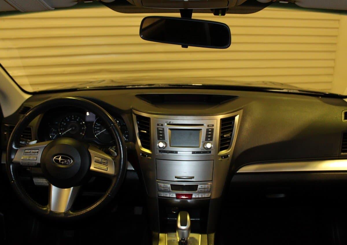Subaru Outback - фото 9