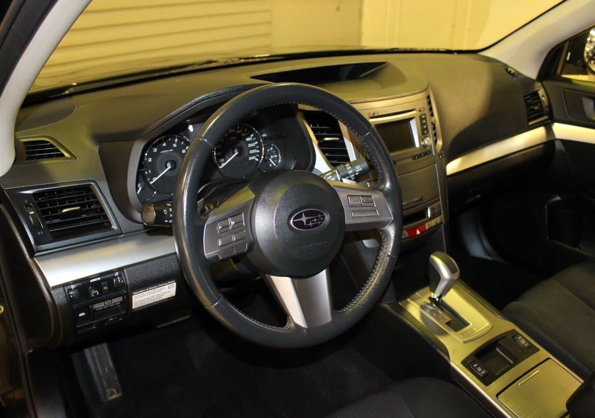 Subaru Outback - фото 10