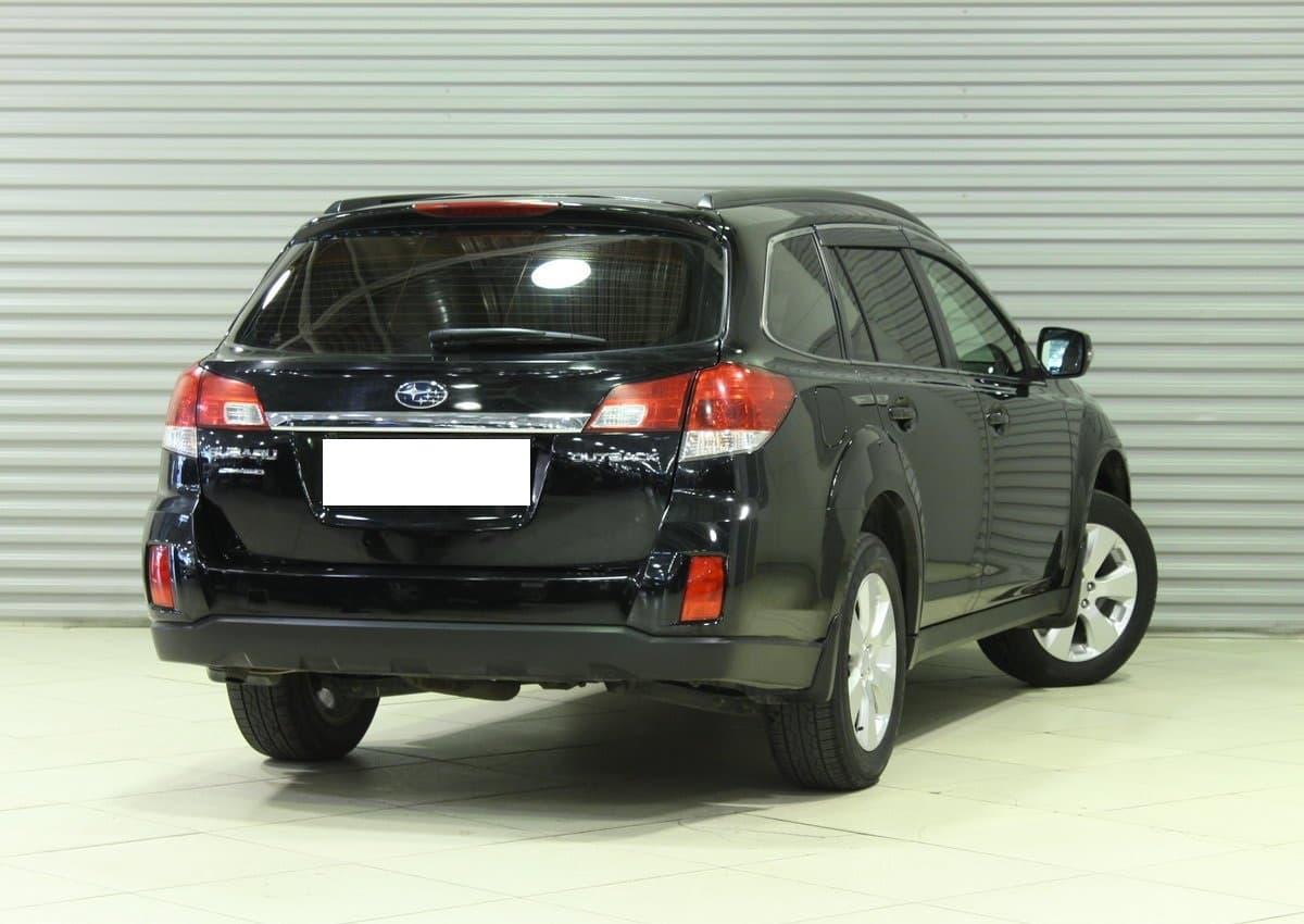 Subaru Outback - фото 3