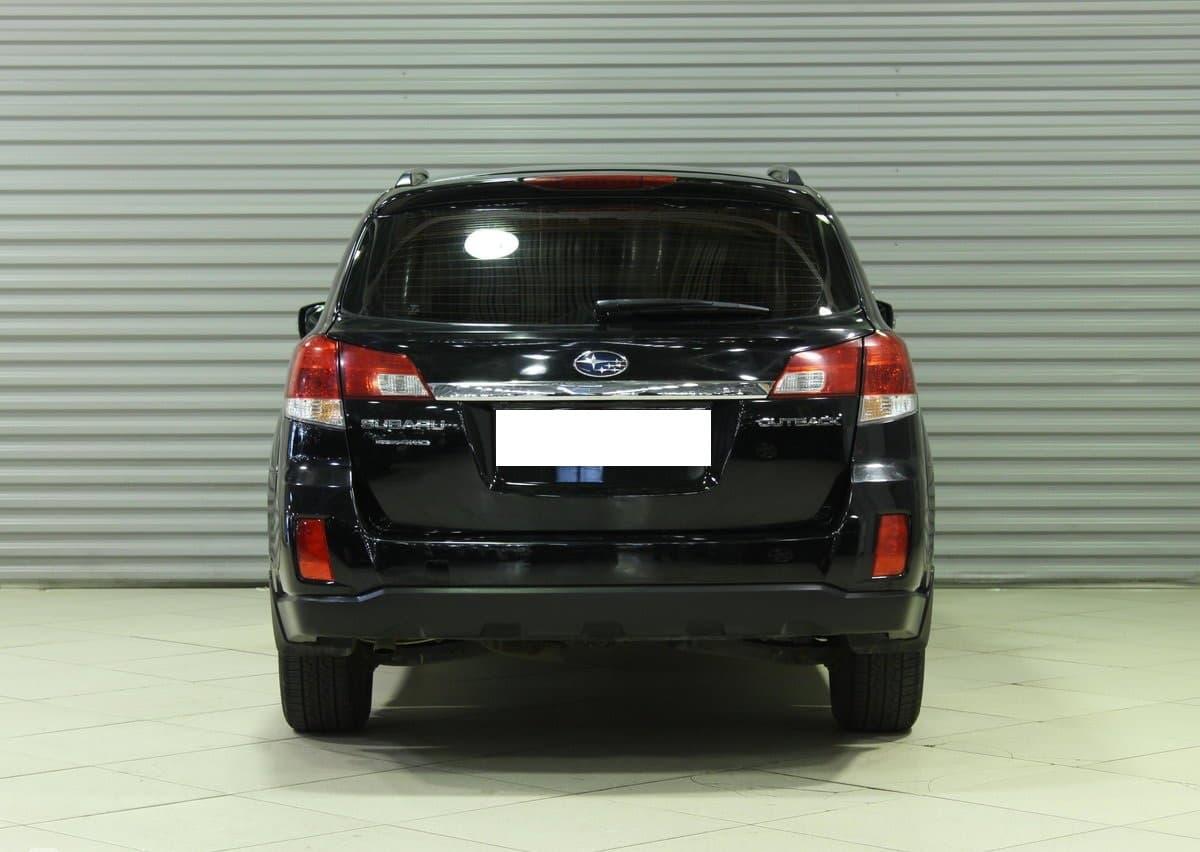 Subaru Outback - фото 4