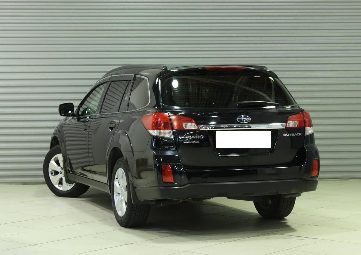 Subaru Outback - фото 5
