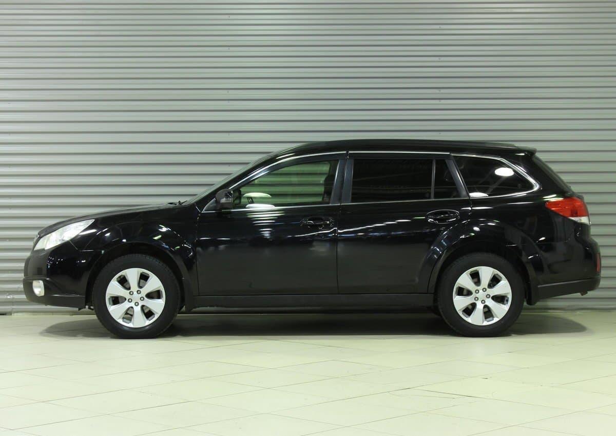 Subaru Outback - фото 6