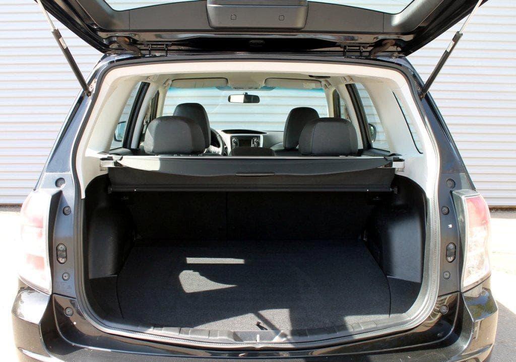 Subaru Forester - фото 11