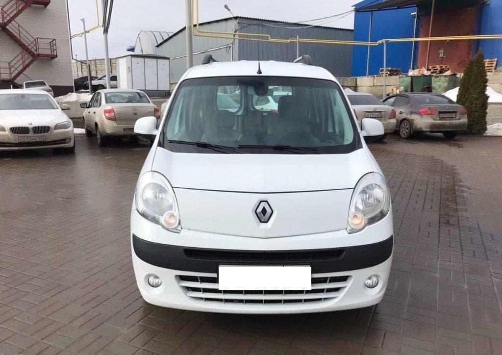 Renault Kangoo - фото 11
