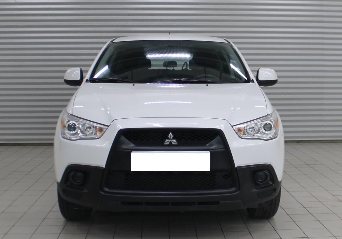 Mitsubishi ASX - фото 9