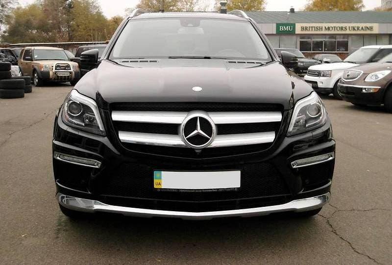 Mercedes-Benz GL550 AMG-stile - фото 1