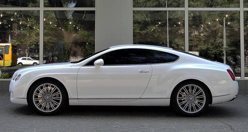 Bentley GT Speed - фото 1