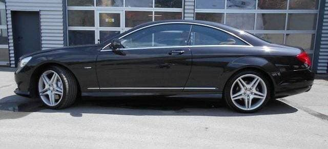 Mercedes-Benz CL550 4-matic AMG-stile - фото 6