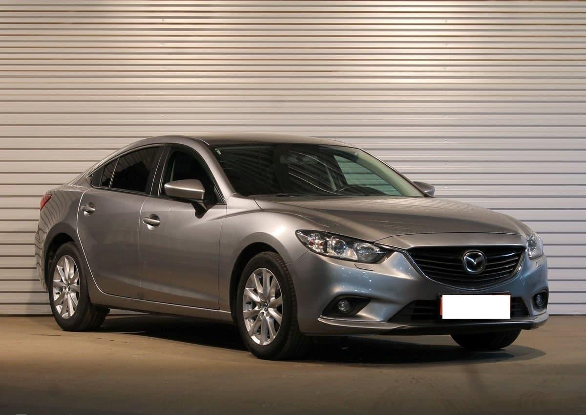 Mazda 6 - фото 1