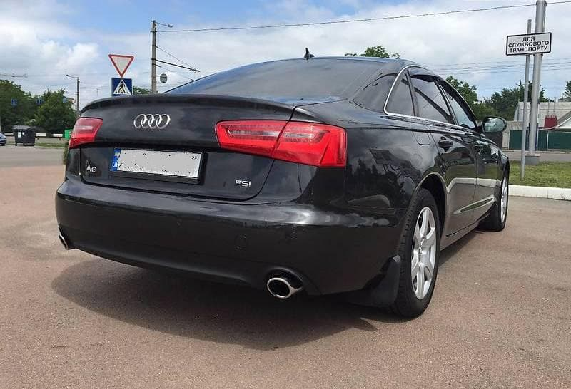 Audi A6 Quattro - фото 1