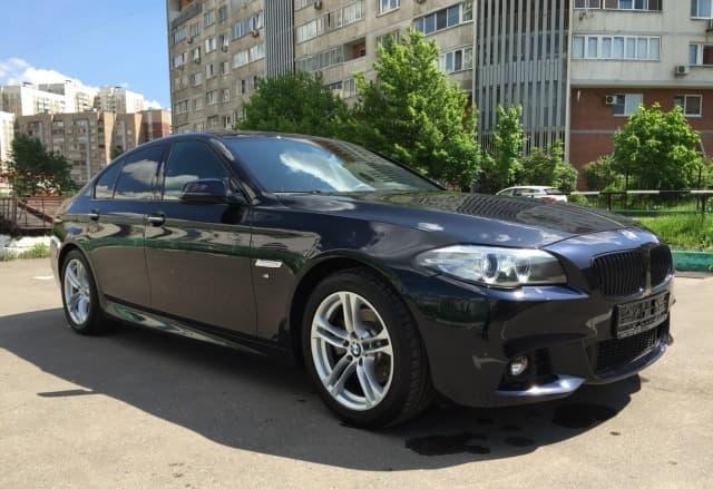 BMW 525M xDrive - фото 1