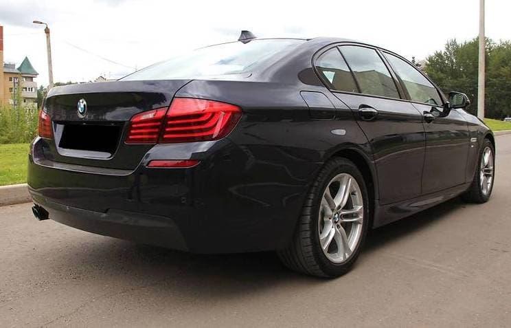 BMW 525 xDrive - фото 1