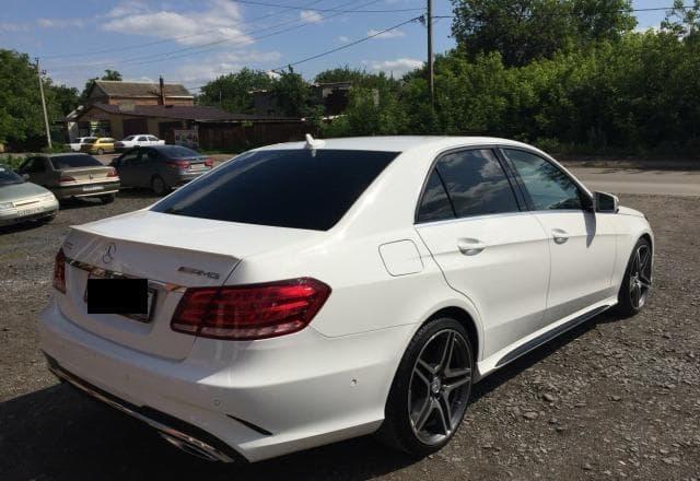 Mercedes-Benz E350 W212 - фото 1