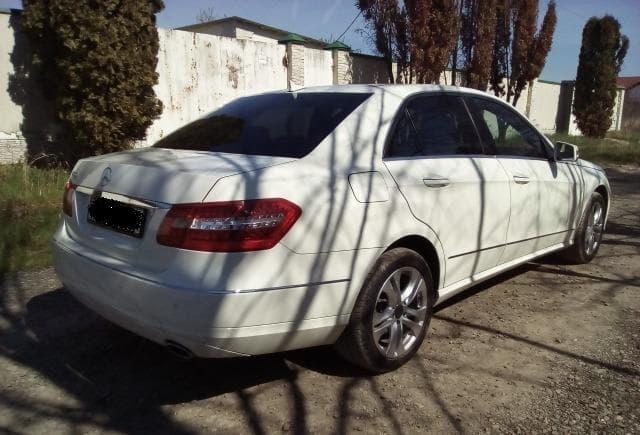 Mercedes-Benz E350 4-matic W212 AMG-stile - фото 1