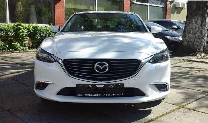 Mazda 6 new - фото 1
