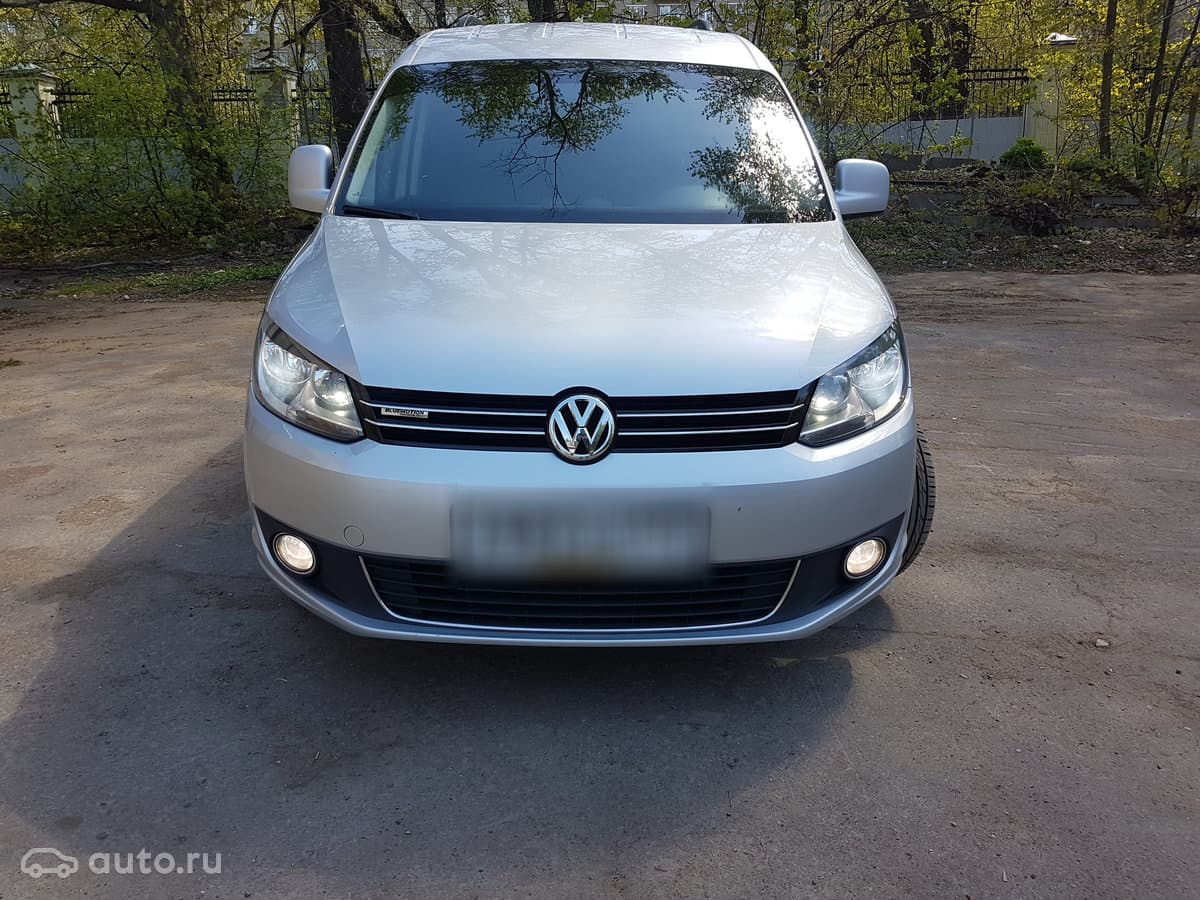 Volkswagen Caddy - фото 1