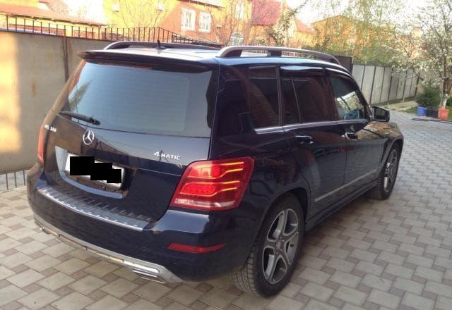 Mercedes-Benz GLK 250 CDI 4-matic - фото 1