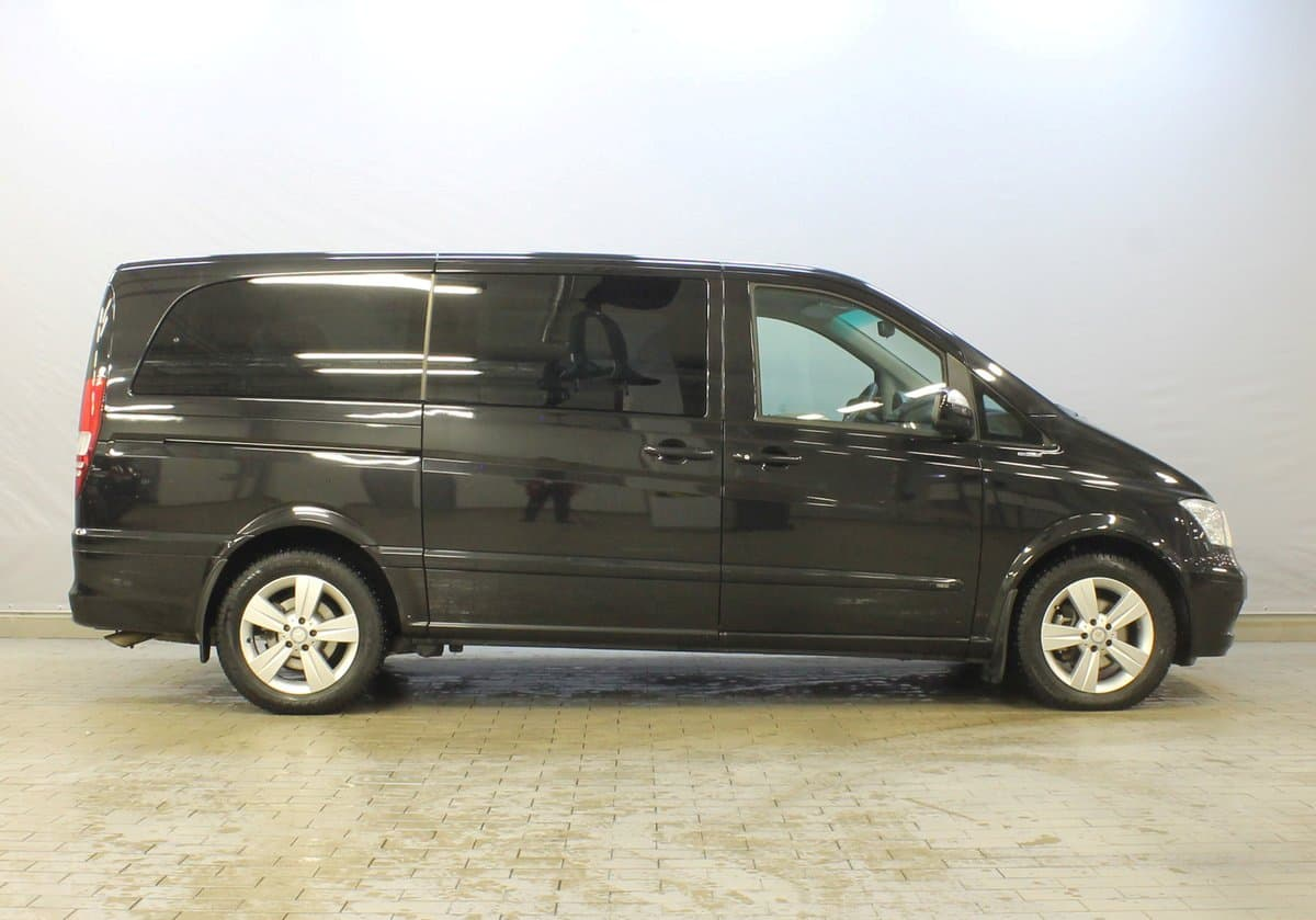 Mercedes-Benz Viano Long - фото 1