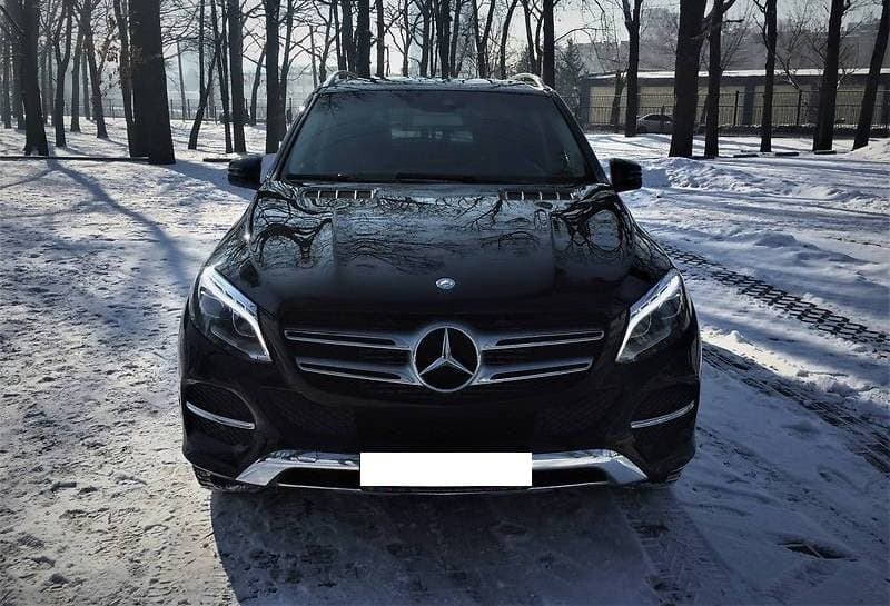 Mercedes-Benz  GLE 250 AMG - фото 2