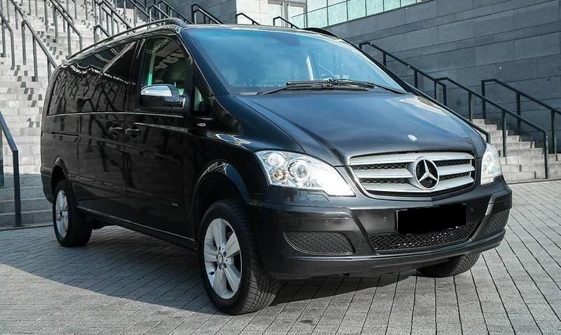 Mercedes-Benz Viano (7st) - фото 2