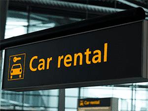 Особенность аренды авто в США