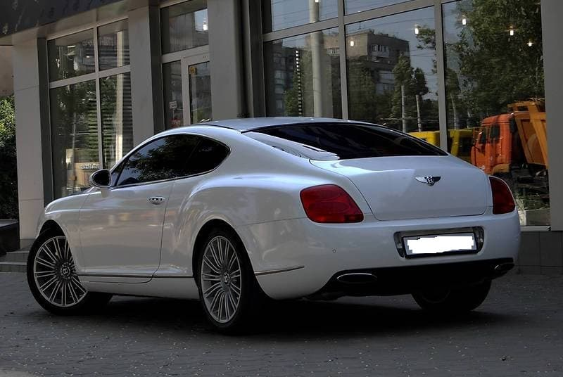 Bentley GT Speed - фото 2