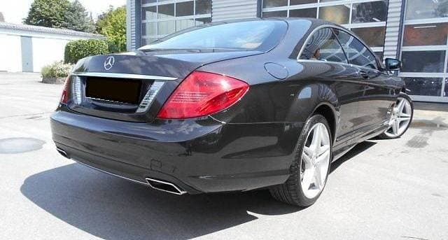 Mercedes-Benz CL550 4-matic AMG-stile - фото 5