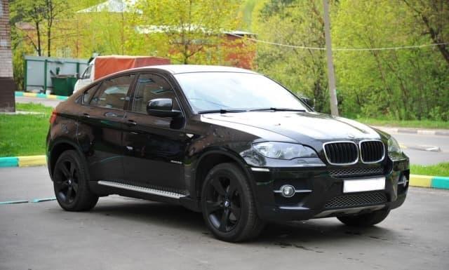 BMW X 6 5.0 xDrive - фото 2