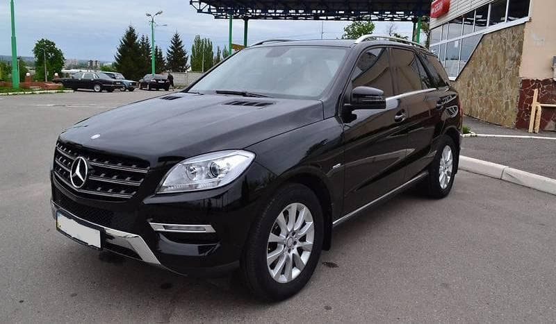 Mercedes-Benz ML 250 CDI - фото 2
